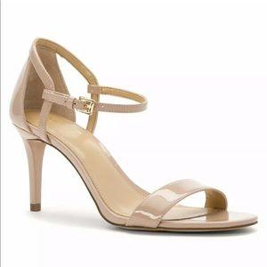Michael kors Simone Heels blush nude Sandals